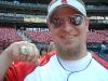 Jamon @ Cardinals game 2007