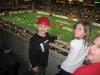 Taylor @ indoor football game 2008