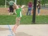 Taylor's pre-k picnic 2007