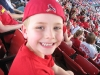 Taylor @ Cardinals game 2008