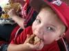 Jordan @ Cardinals game 2008