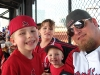 The Fam @ Cardinals game 2008