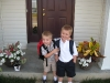 1st day of school 2008